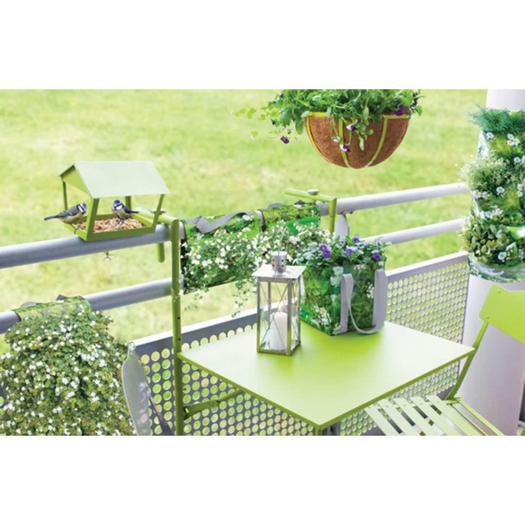 Esschert design foldable balcony table green bl024 sales onl.
