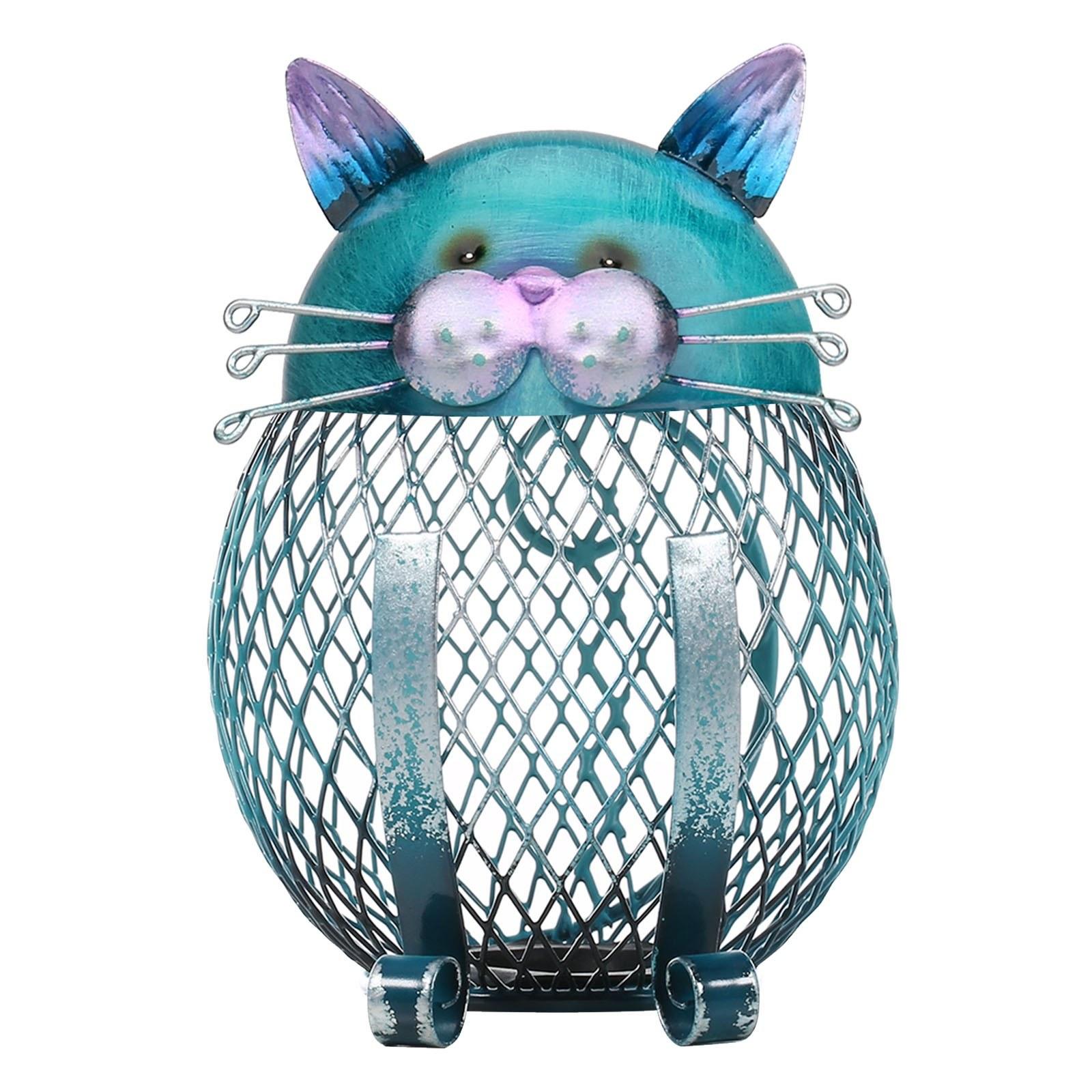 Cafago - 55% OFF TOOARTS Cat coin box Piggy bank Animal ornament Creative ornament,free shipping+$13.14