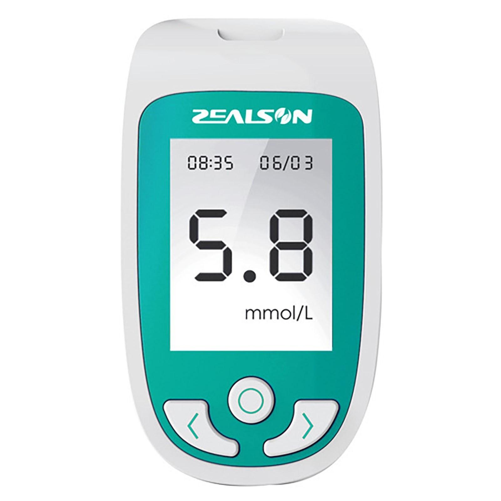 - 41% OFF 3 IN 1 Multifunction Blood Sugar Test Strip Monitor Diabetics Kit, Free Shipping $16.99