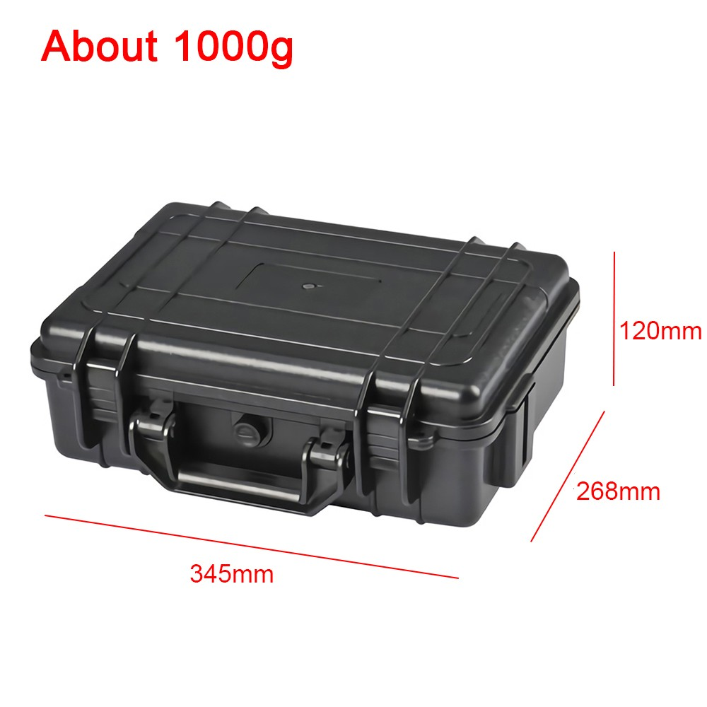 Water Resistant Safety Box