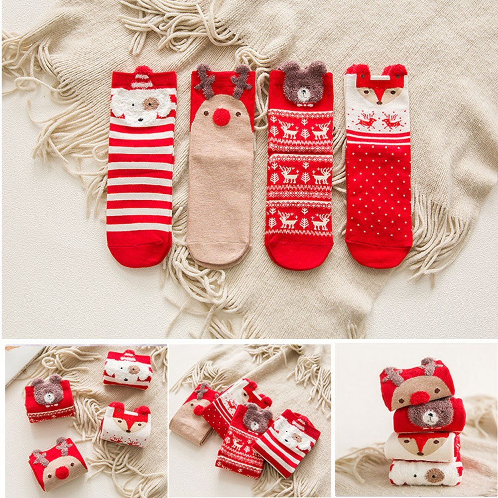 7925-OFF-Cotton-red-socks-three-dimensional-cartoon-Christmas-sockslimited-offer-24129