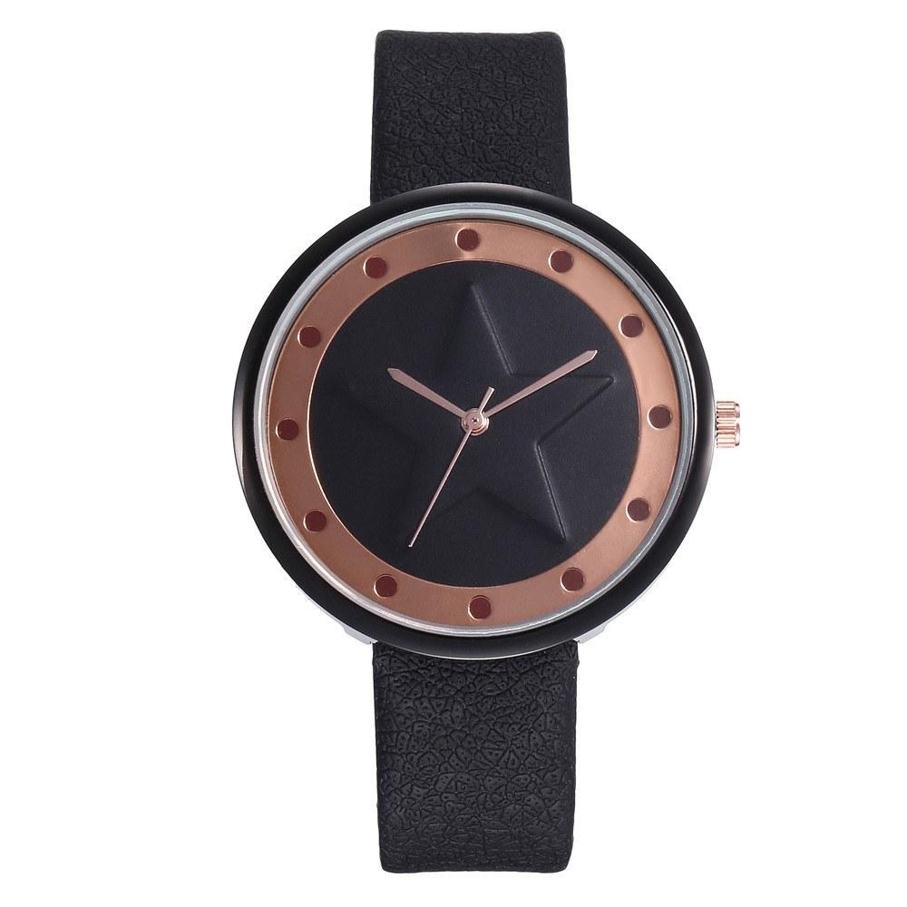 Mejor Reloj de mujer de cinco puntas con patrón de 01 # Venta Compra En Línea |
