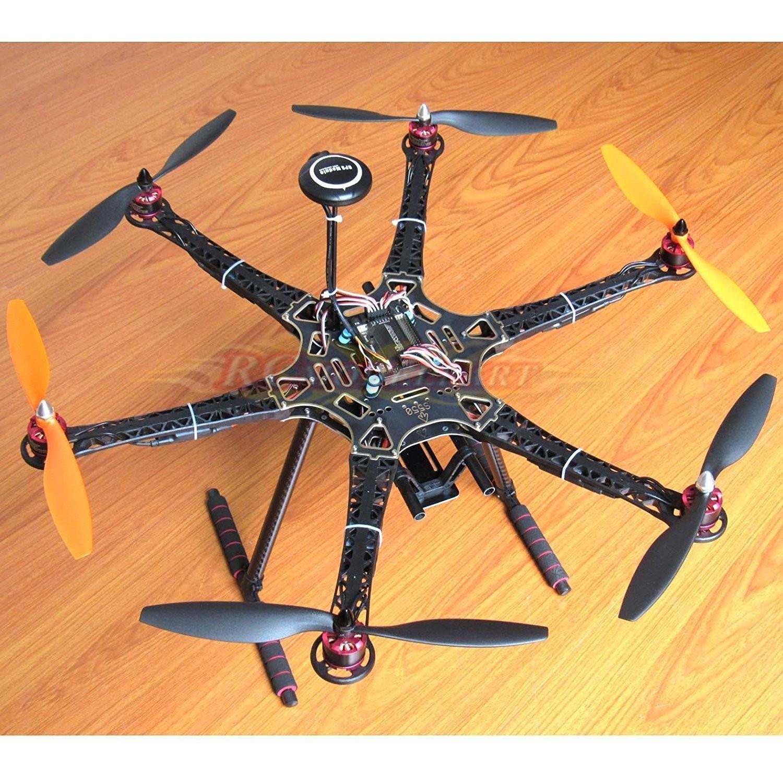 Beste Hobbypower DIY S550 Hexacopter Rahmen mit APM2.8 Flug Verkauf ...