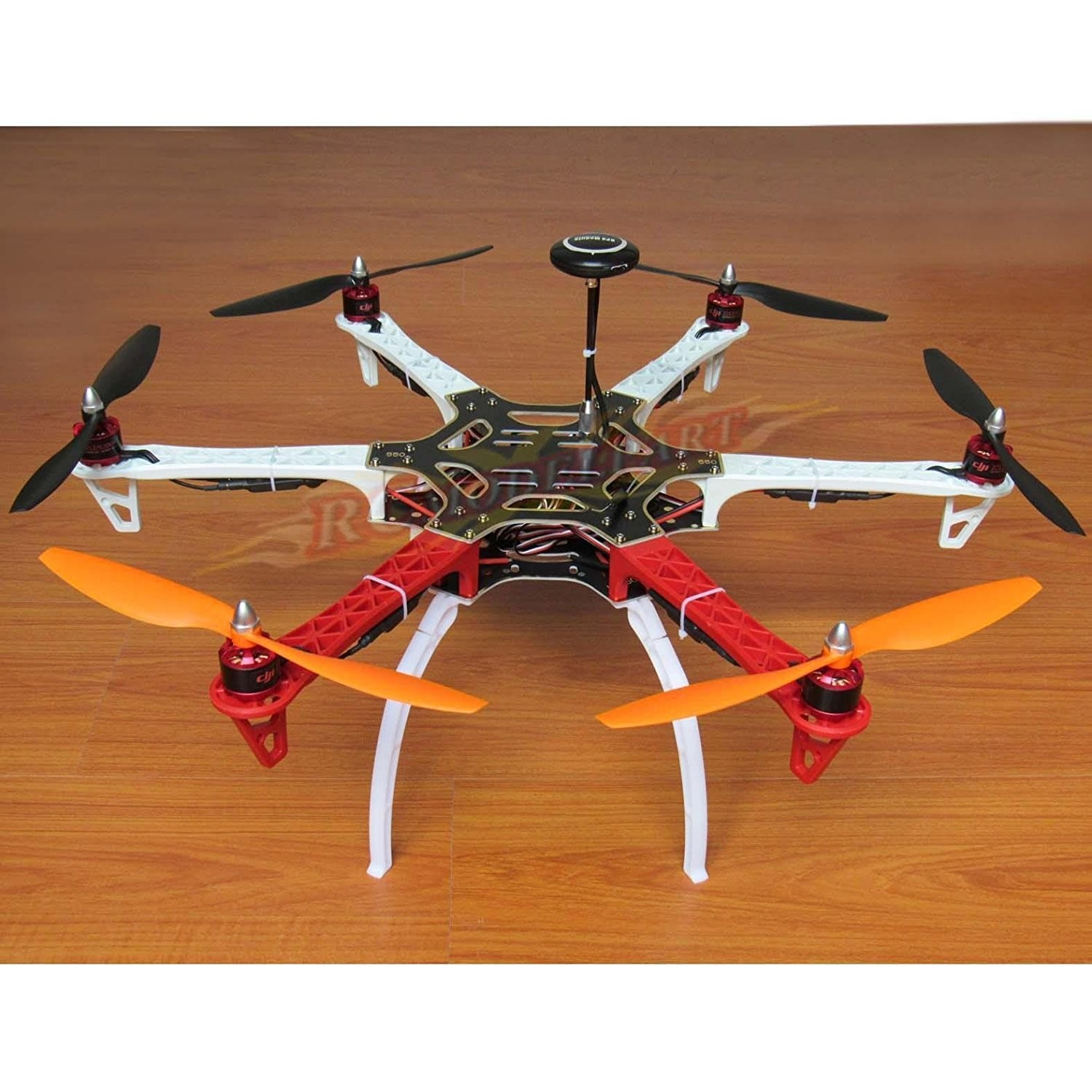 Best Hobbypower DIY F550 Hexacopter Kit with APM2 8 Flight Sale Online  Shopping | Cafago com