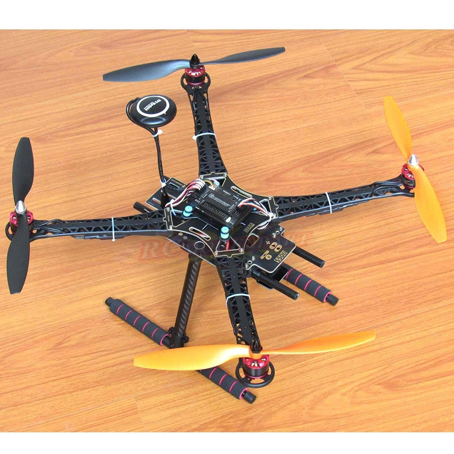 Best Hobbypower Diy S500 Quadcopter With Apm28 Flight Controller Esc 30a Brushless Motor Speed Rc For Airplane Amarm0343us 1 Srqy