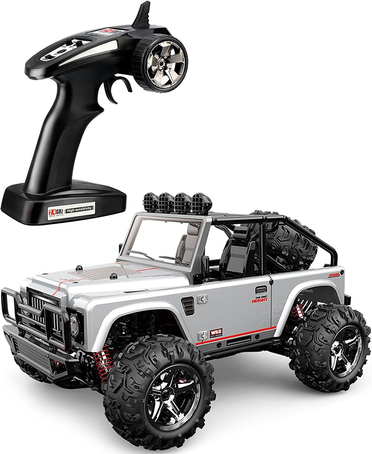 Best Rc Truck 4x4 : Best tozo c rc car battleax high speed km h fast