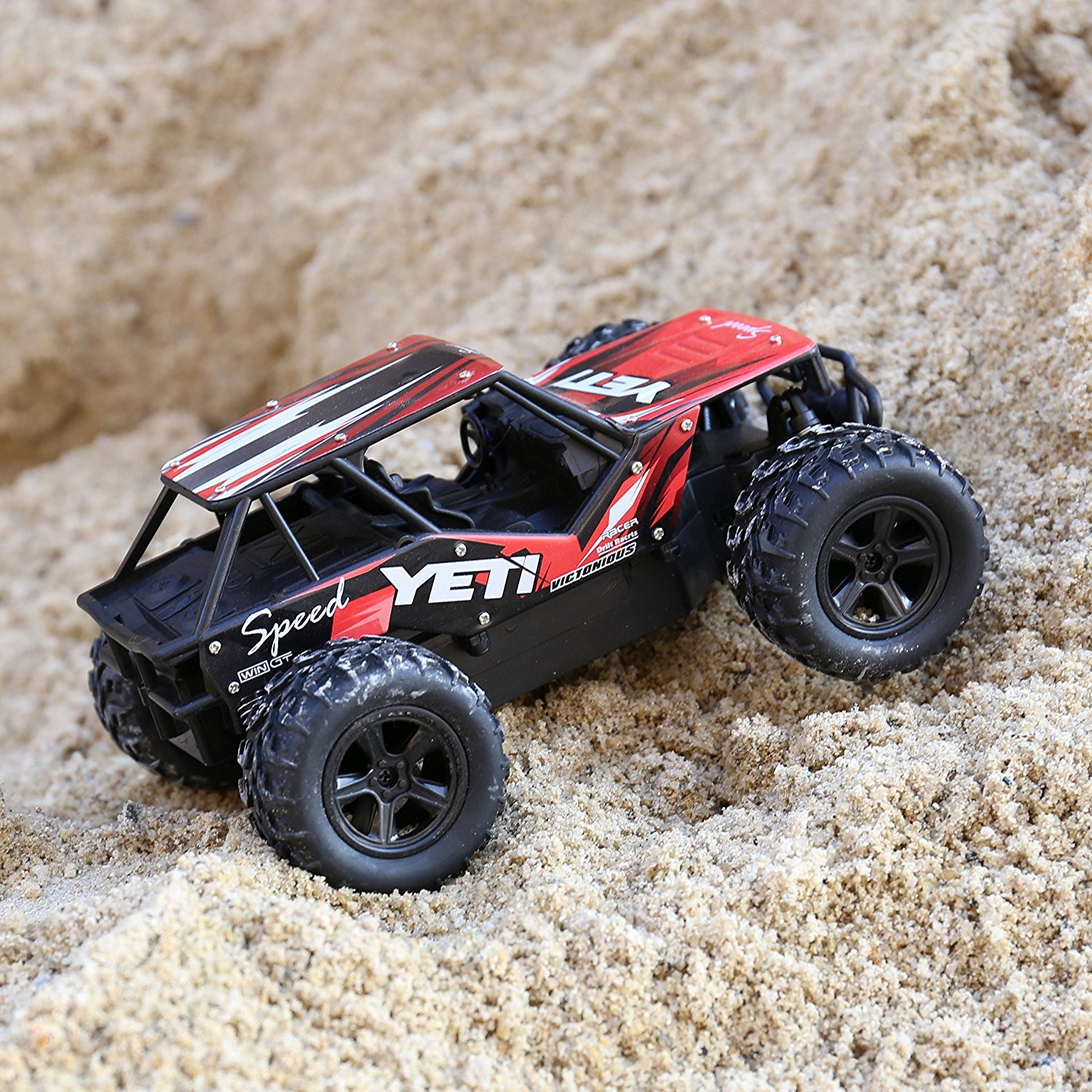 Best Rc Cars For Kids Remote Control Rock Crawel Off Road 120 Car Circuit Toys You Will Get 1 Charging Cable Instruction Year Warranty