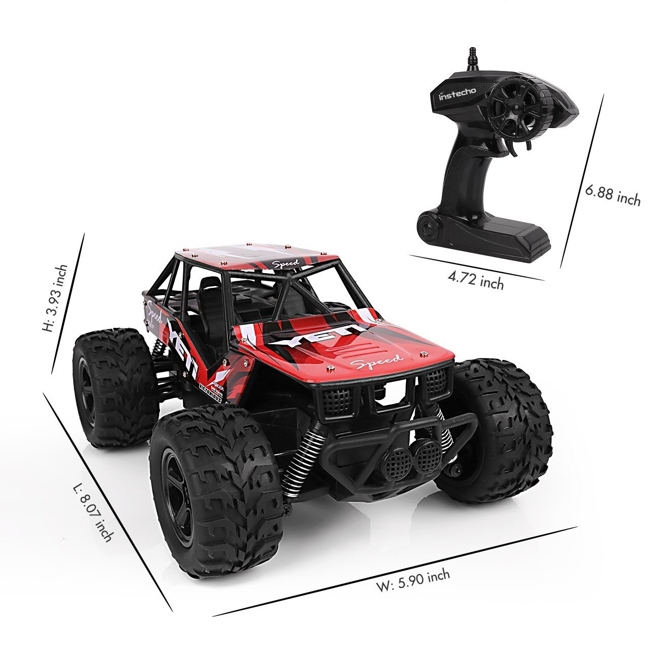Best Rc Cars For Kids Remote Control Rock Crawel Off Road 120 Car Circuit Toys Scale 24ghz 2wd Powerful High Speed Monster Truck Race Buggy Hobby And