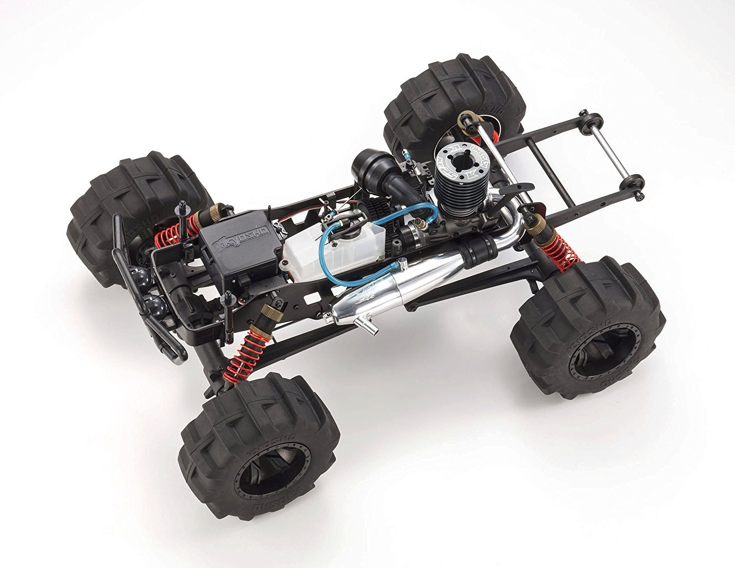 Best Kyosho Nitro-Powered FO-XX Formula Off-Road RC Truck with 2.4 ...
