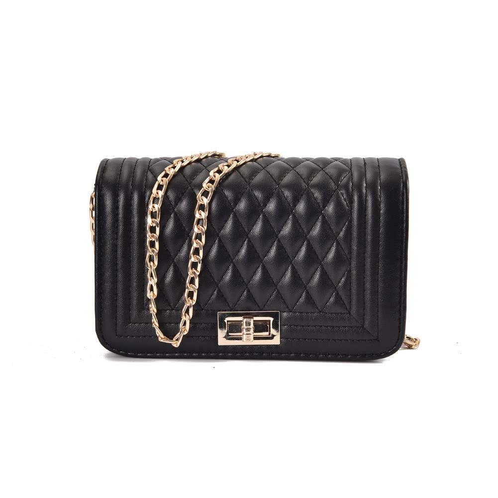 959bd1954584 Купить Классический женский плечевой сумка Женский винтажный мини-лоскут  для мешка Маленькая цепочка из вышитого сумочка Messenger Crossbody Bag  Pink ...