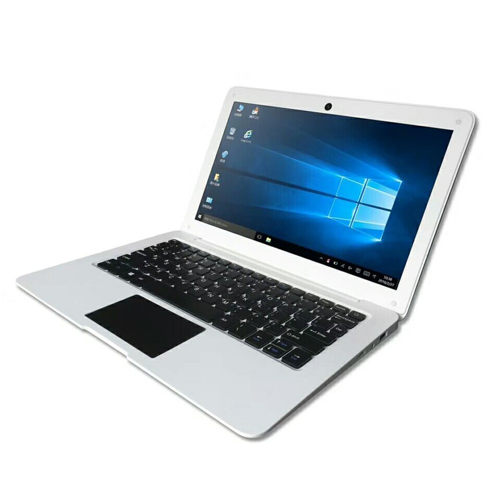 Tomtop - 10.1 inch Portable Netbook with Intel Atom X5-Z8350 CPU, Free Shipping $219.99