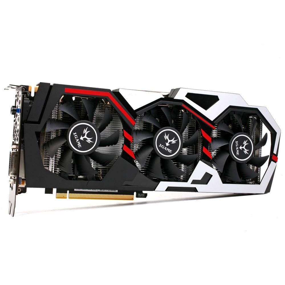Best Colorful Nvidia Geforce Gtx Igame 1070 Gpu 8gb 256bit