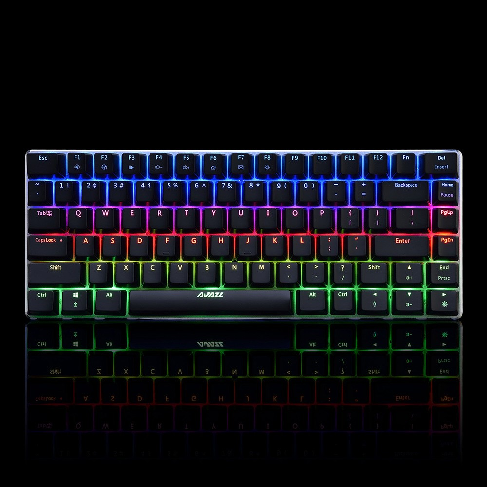 Beste AJAZZ AK33 Lineare Action Mechanische Tastatur Gaming E-sport ...