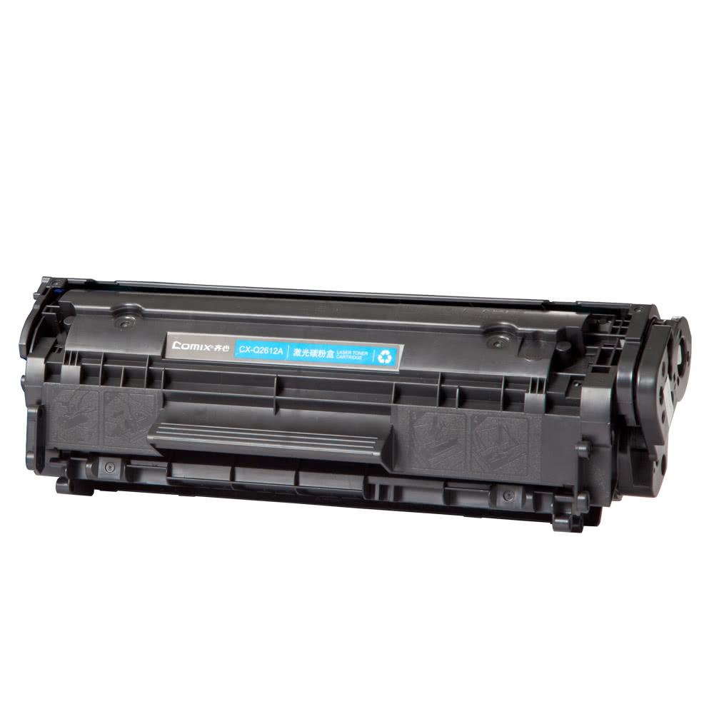 black toner cartridge compatible for hp laserjet 1010 1012. Black Bedroom Furniture Sets. Home Design Ideas
