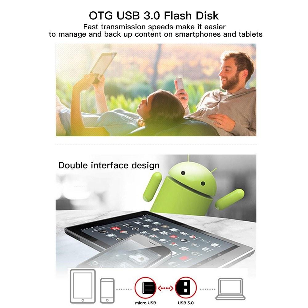 Beste Sandisk Otg Usb Stick 128gb 64gb 32gb 16gb Flash Flashdisk Samsung Disk
