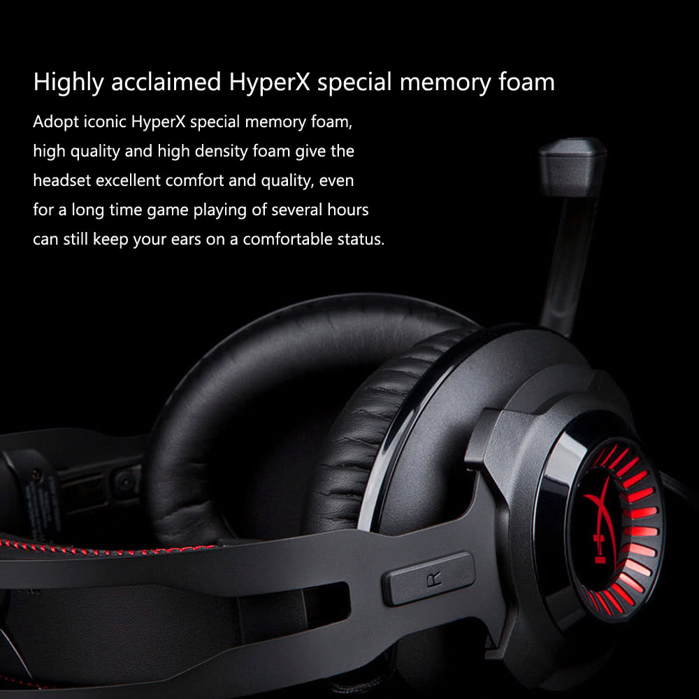 Best Kingston Hyperx Cloud Revolver Professional Esport Gaming Sale Kkmoon Ex 01 Wireless Bluetooth Mini Headset With Mic Earphone 1 Detachable Microphone Extension Cable