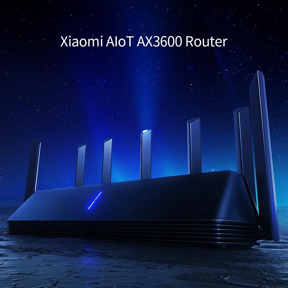 Meilleur Xiaomi Aiot Ax3600 Routeur Wifi6 Gigabit 2976mbs Routeur Wifi Vente En Ligne Cafago Com
