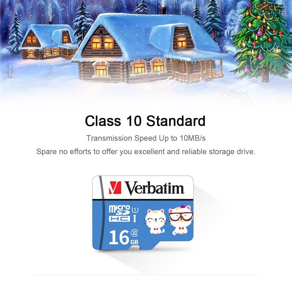 Best Verbatim Micro SD Card Class10 TF Card 512GB Memory Card for Sale  Online Shopping | Cafago com