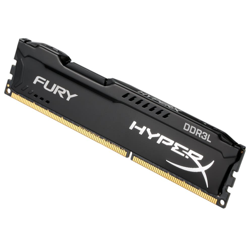 Kingston Hyperx Fury 8gb Desktop Memory 1866mhz Ddr3 Cl11 Sdram 135 Ram Laptop Notebook Ddr3l 2rx8 Pc3l 12800 Low Voltage 135v 240 Pin Hx318lc11fb 8 Sales Online Tomtop
