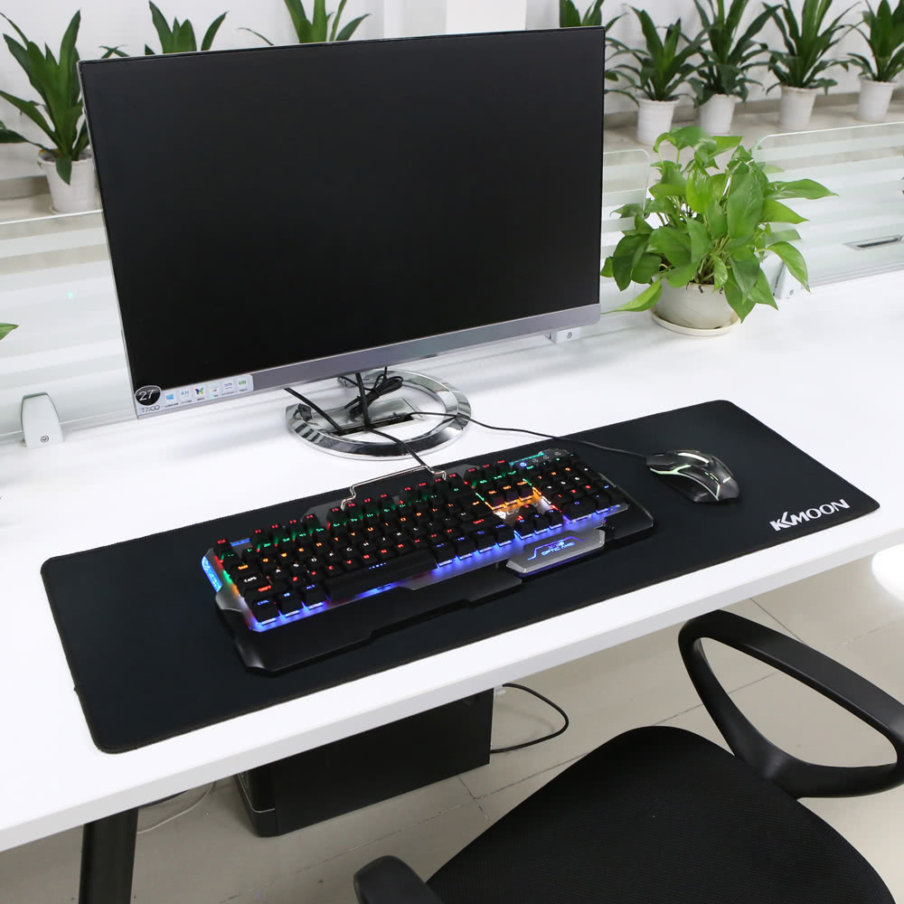 Best Kkmoon 9003003mm Rubber Speed Gaming Game Mouse Mice Pad Desk