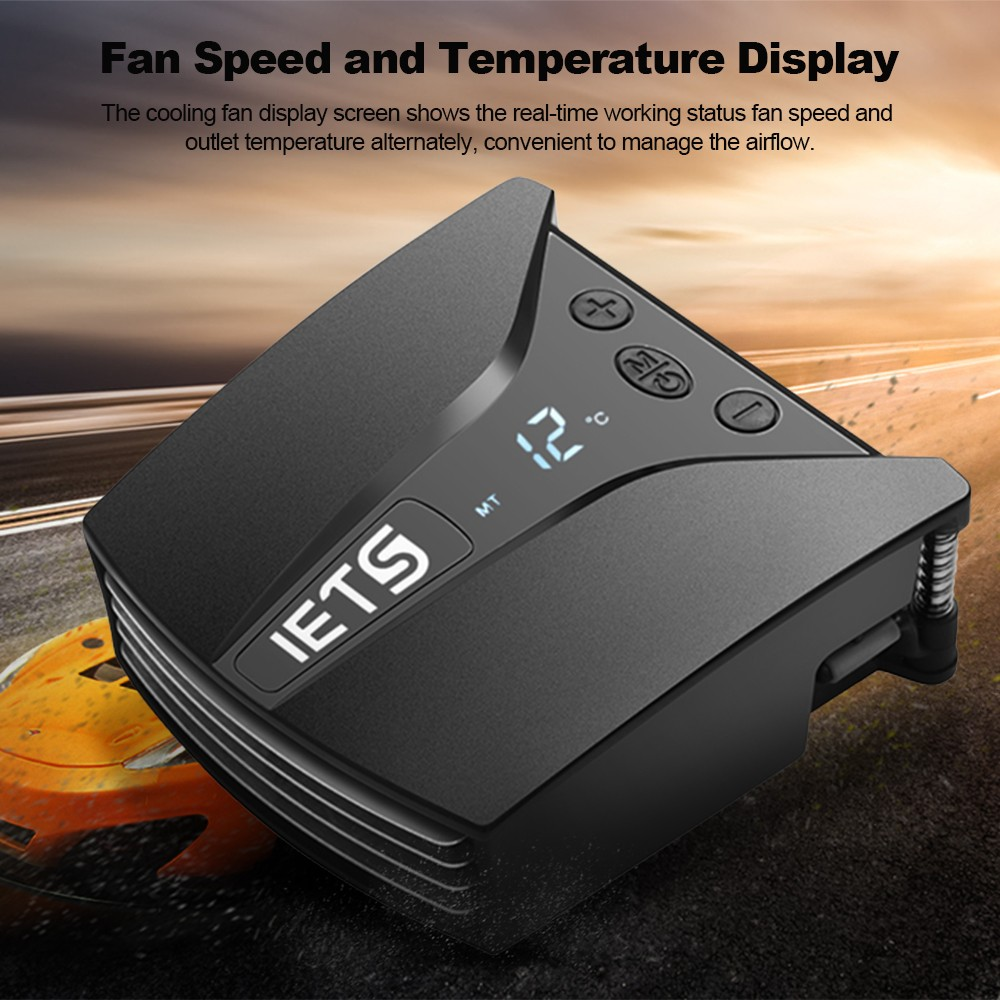 IETS 6 GT202 USB Laptop Fan Cooler for14/15 6/17 Inch Laptop