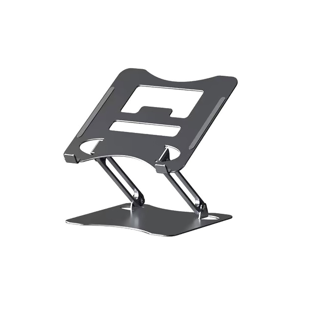 Tomtop - 35% OFF Adjustable Laptop Stand Portable Folding Carbon Steel, Free Shipping $28.99
