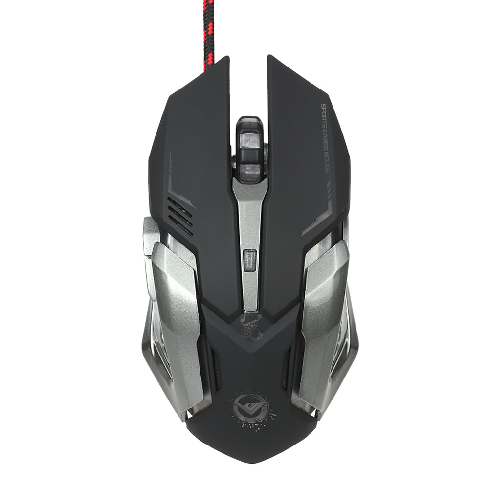 Rajfoo Scorpion Professional Optical Esport Gaming Mouse Macro ...