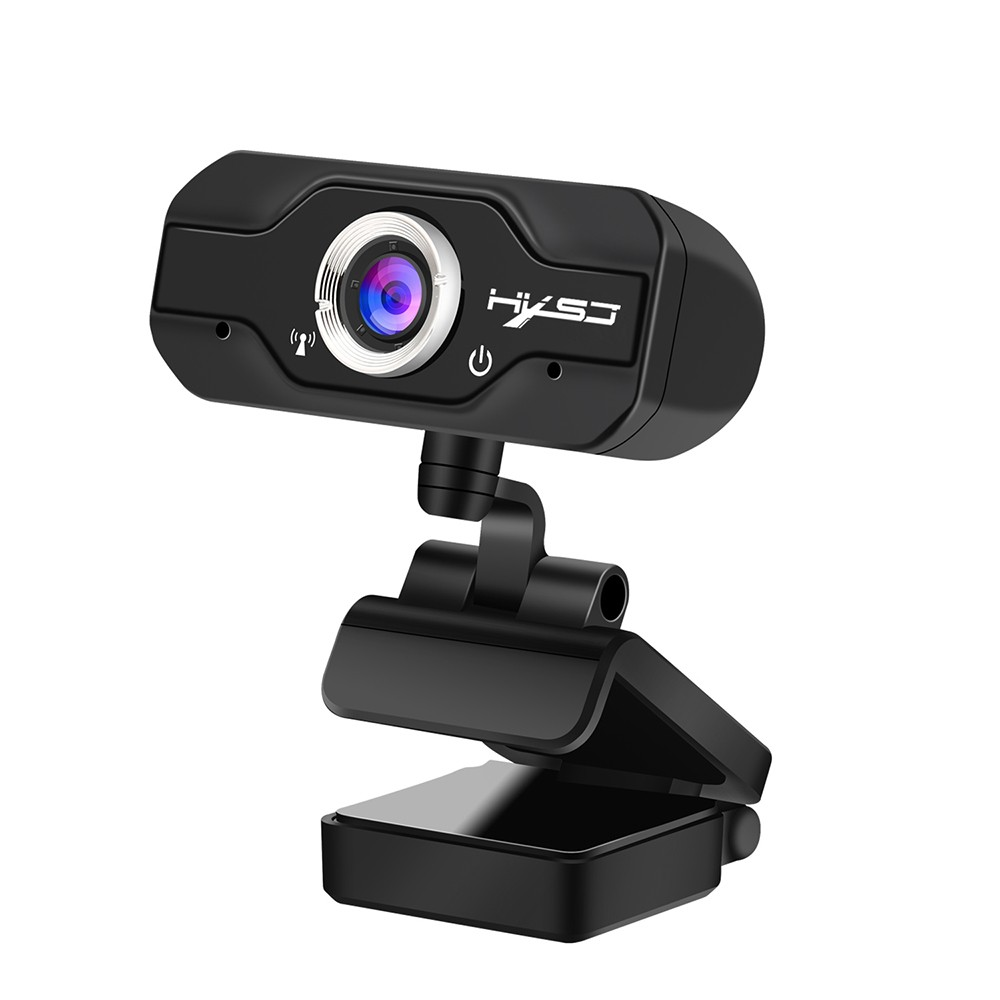 HXSJ S60 HD Webcam with Mic 1080P 720P Fixed Focus High-end video Call  Camera