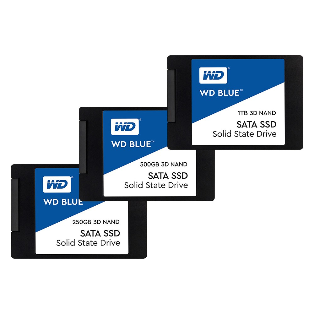 Western Digital WD Blue 1TB PC SSD 3D NAND SATA3 6GB/s 2 5 Inch Solid State  Drive Hard Disk for PC Laptop(WDS100T2B0A) Sales Online 1tb - Tomtop