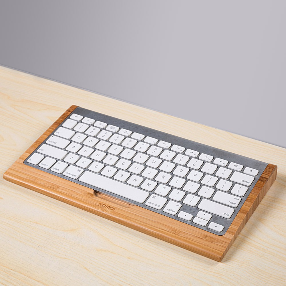 how to make a pc keyboard stand