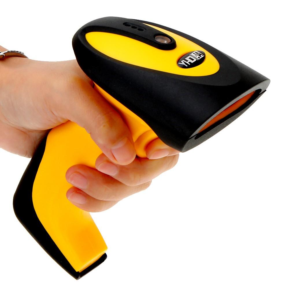 Long Barcode USB Port CCD Handheld Barcode Scanner Bar Code Scanning Reader  for Supermarket Shop