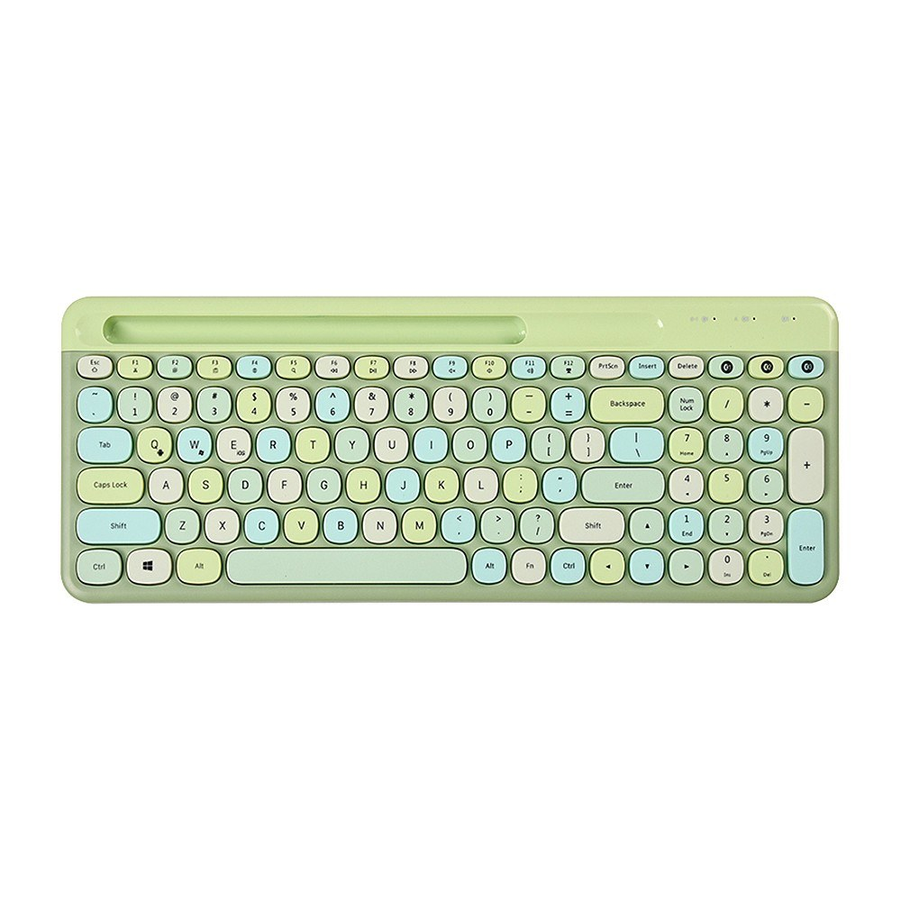 Tomtop - 48% OFF Mofii Wireless BT Keyboard Multi-device Switching Integrated Slot, Free Shipping $48.99