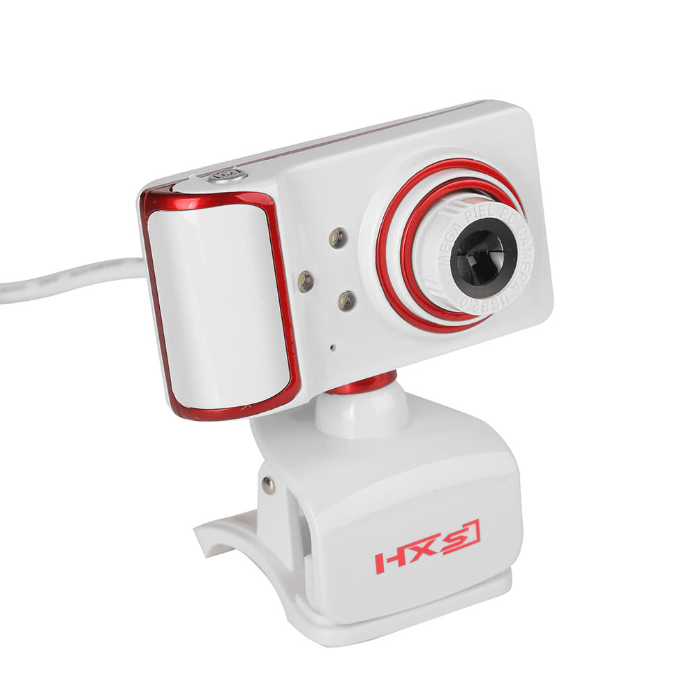 Best HXSJ USB2 0 16MP Clip-on Web 206204 Sale Online Shopping | Cafago com