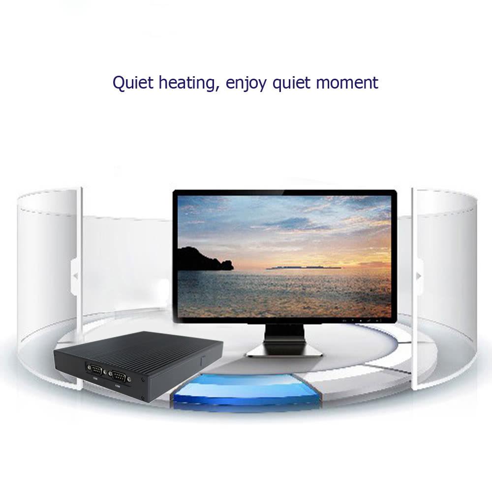 dt mini pc de bureau ordinateur windows 10 vx intel. Black Bedroom Furniture Sets. Home Design Ideas