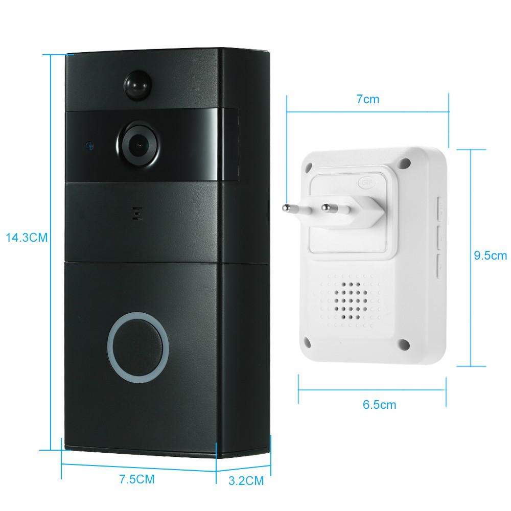 Meilleur 1 720p wifi interphone visuel porte t l phone for Porte telephone