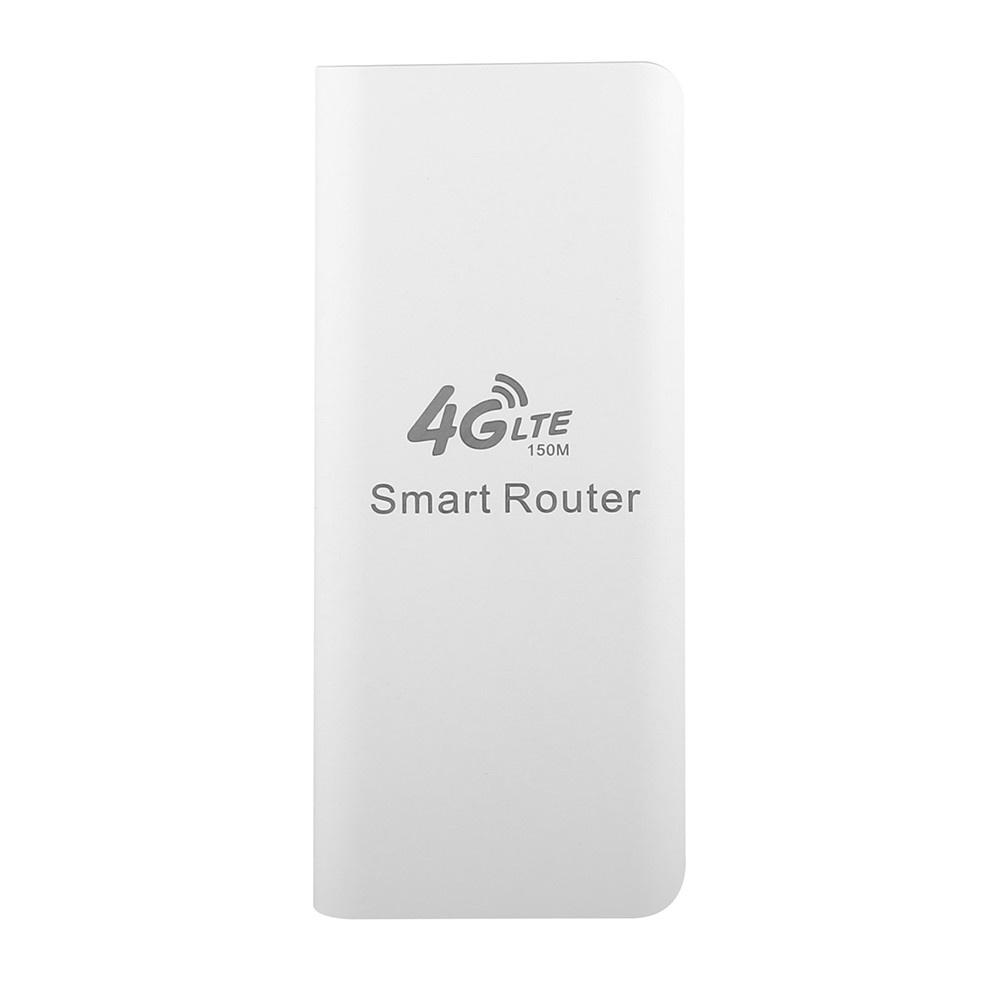 Tomtop - 39% OFF 4G Router with TF/SIM Card Slot LAN Port Indicator Light, $52.99 (Inclusive of VAT)