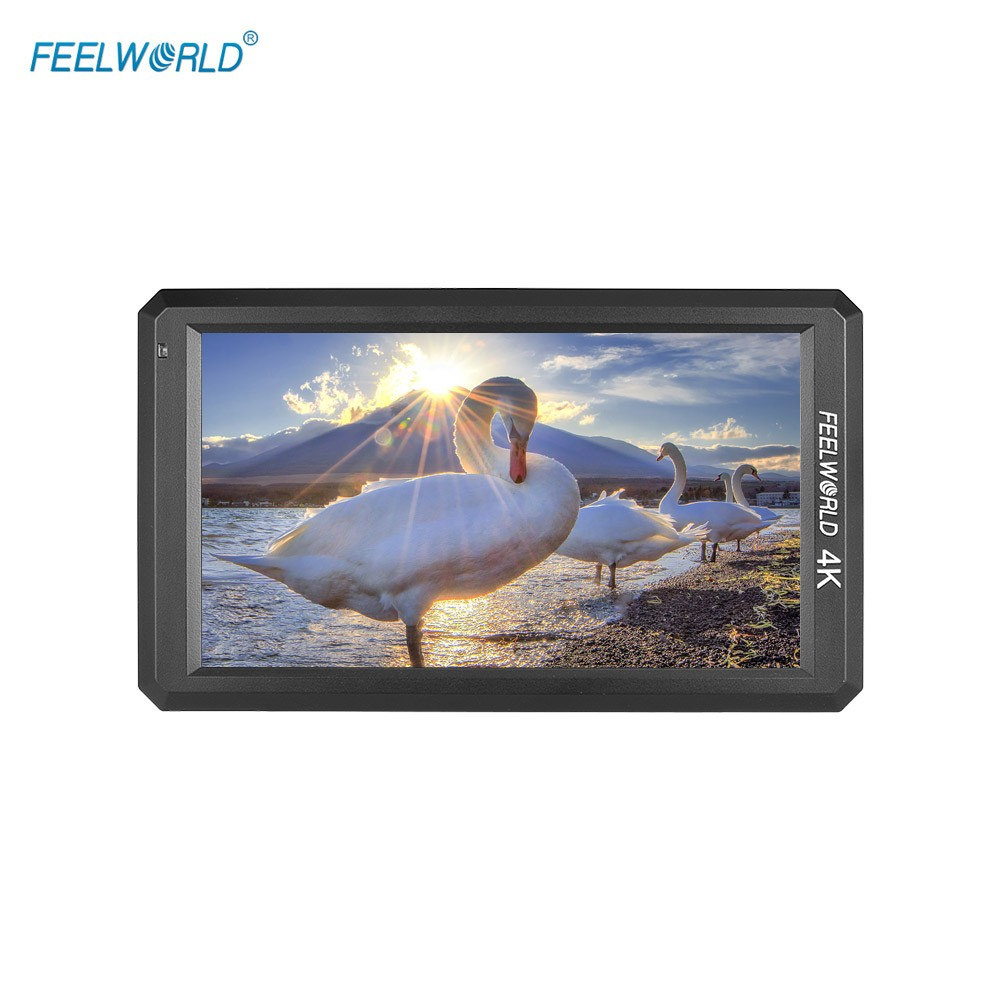 $40 OFF FEELWORLD F6 5.7inch IPS Camera Field Monitor,free shipping $139