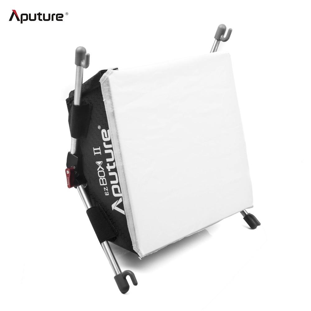 Aputure EZ Box+ II Portable Studio Photography Softbox Kit with Diffuser  Cloth Fabric Grid