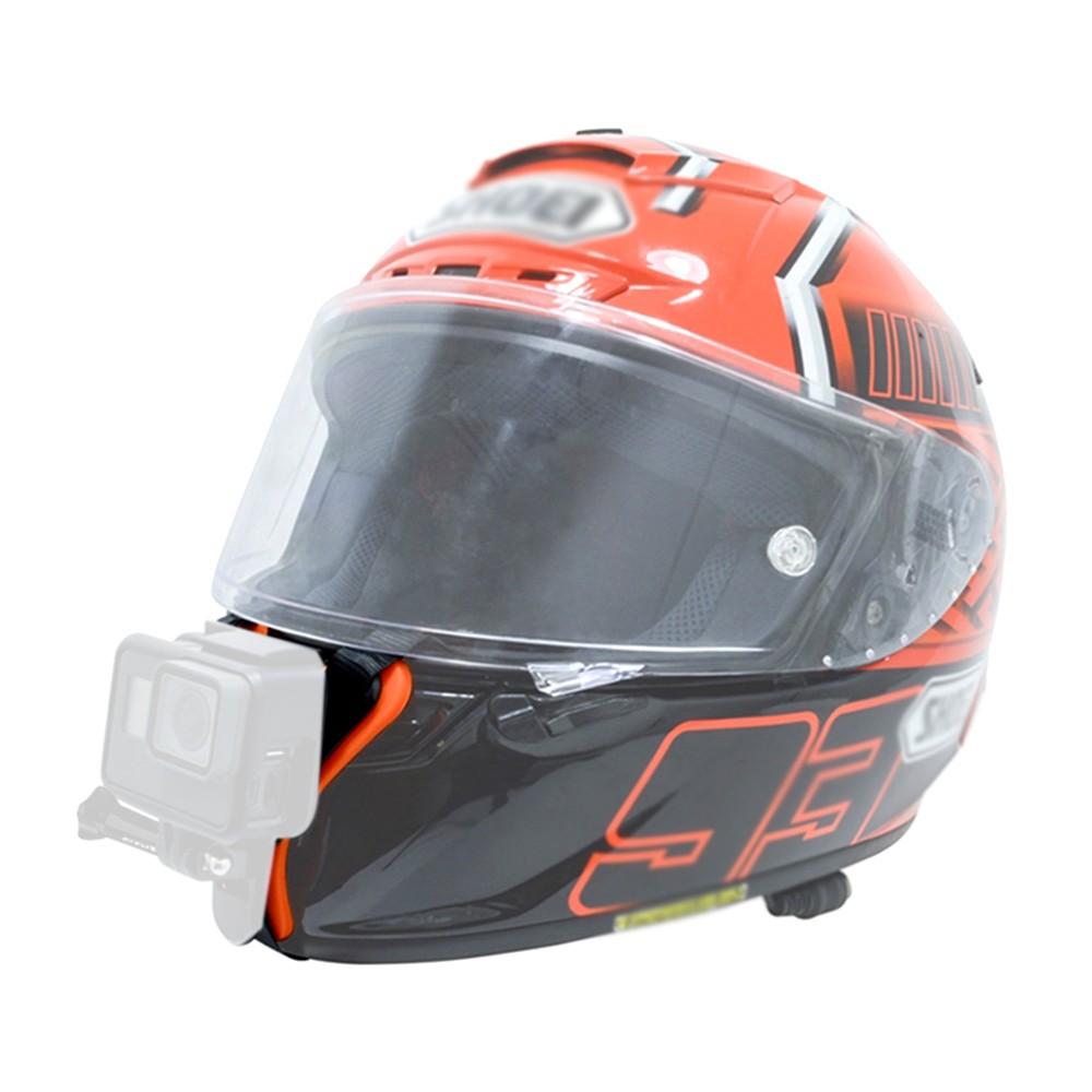PULUZ Motorcycle Helmet Chin Mount Holder