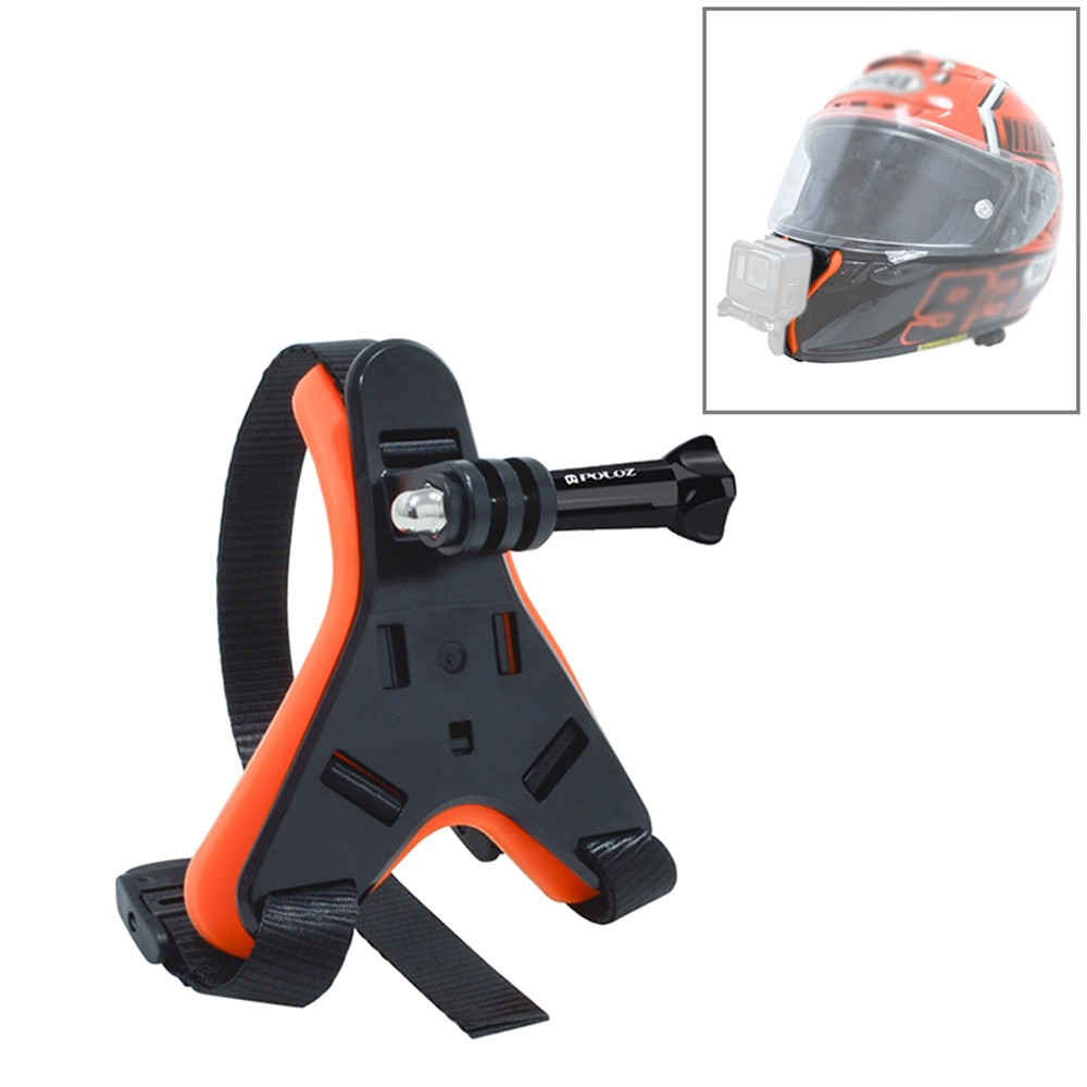 PULUZ Motorcycle Helmet Chin Mount Holder