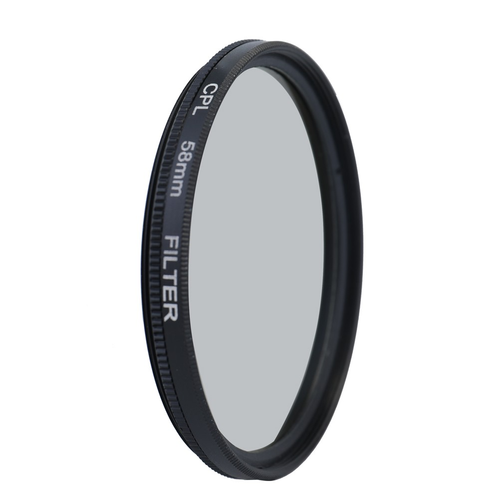 Professional Camera UV CPL FLD Lens Filters Kit and Altura Photo ND Neutral Density Filter Set Photography Accessories 52mm