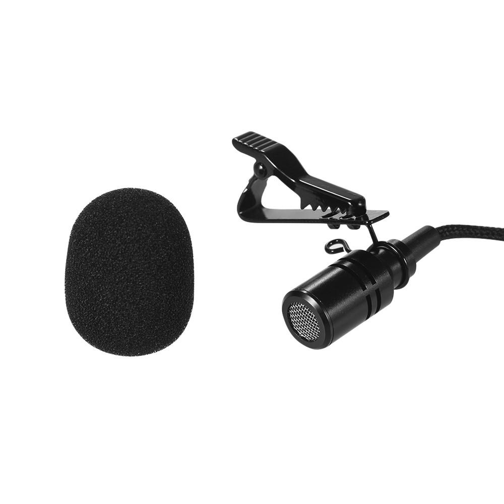Петличный микрофон для фотоаппарата