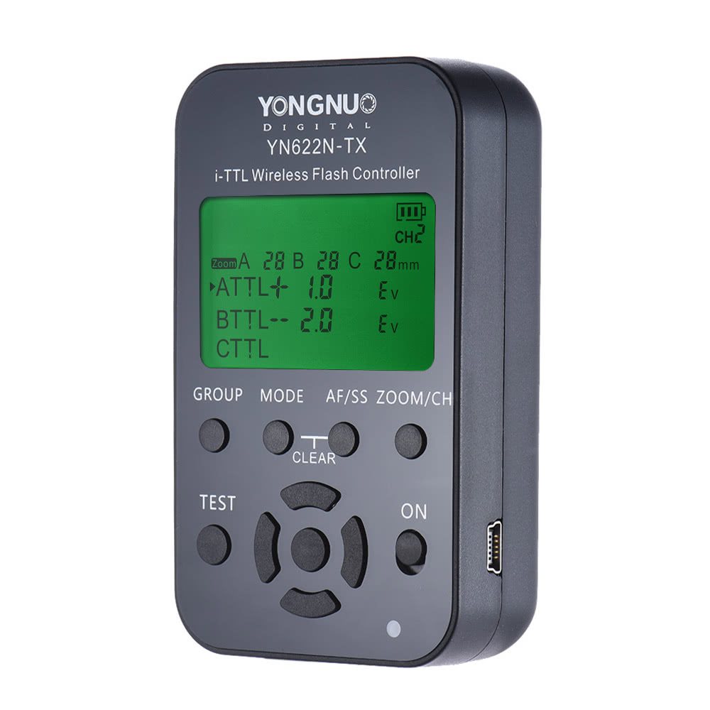 ... manual book english 41283 Array - yongnuo yn622n kit wireless remote  control 100m i ttl flash trigger rh tomtop com
