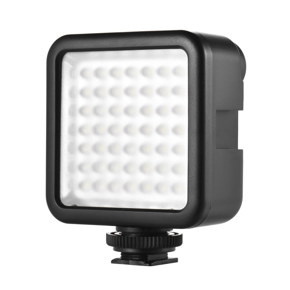 Andoer W49 Mini Interlock Camera LED Panel Light Dimmable Camcorder Video Lighting  sc 1 st  Cafago.com & Best Andoer W49 Mini Interlock Camera LED Panel Light Dimmable ... azcodes.com