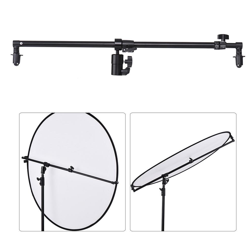 Best Studio Photo 360 Degree Swivel Head Reflector Holder Sale Diagram Arm