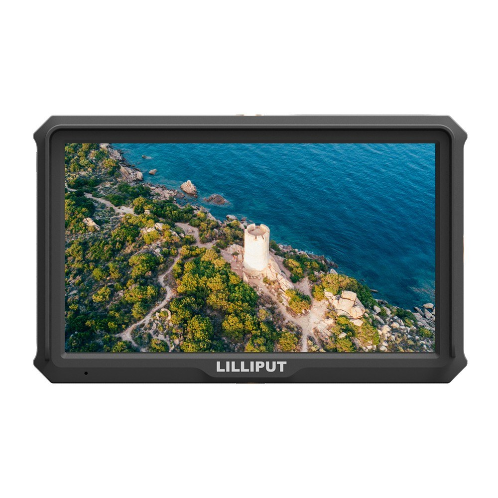 LILLIPUT A5 5 Inch IPS 4K Camera-Top Broadcast Monitor
