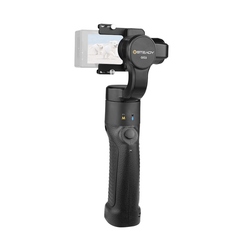 XSTEADY GG3 3-Axis Action Camera Handheld Gimbal Stabilizer