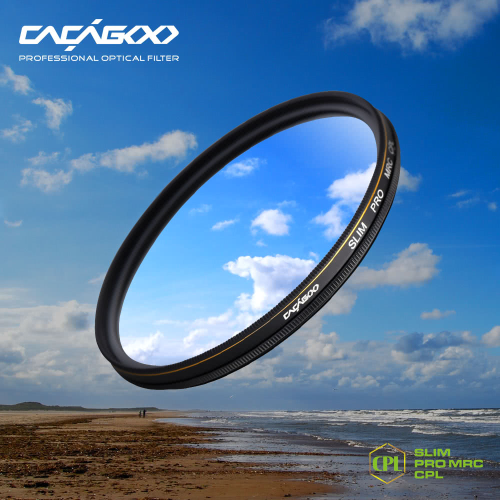 CACAGOO 49mm CPL Circular Polarizer Filter Photography Multi-coated Optical  Glass Lens Filter for Canon Nikon Sony Pentax DSLR Camera Sales Online -