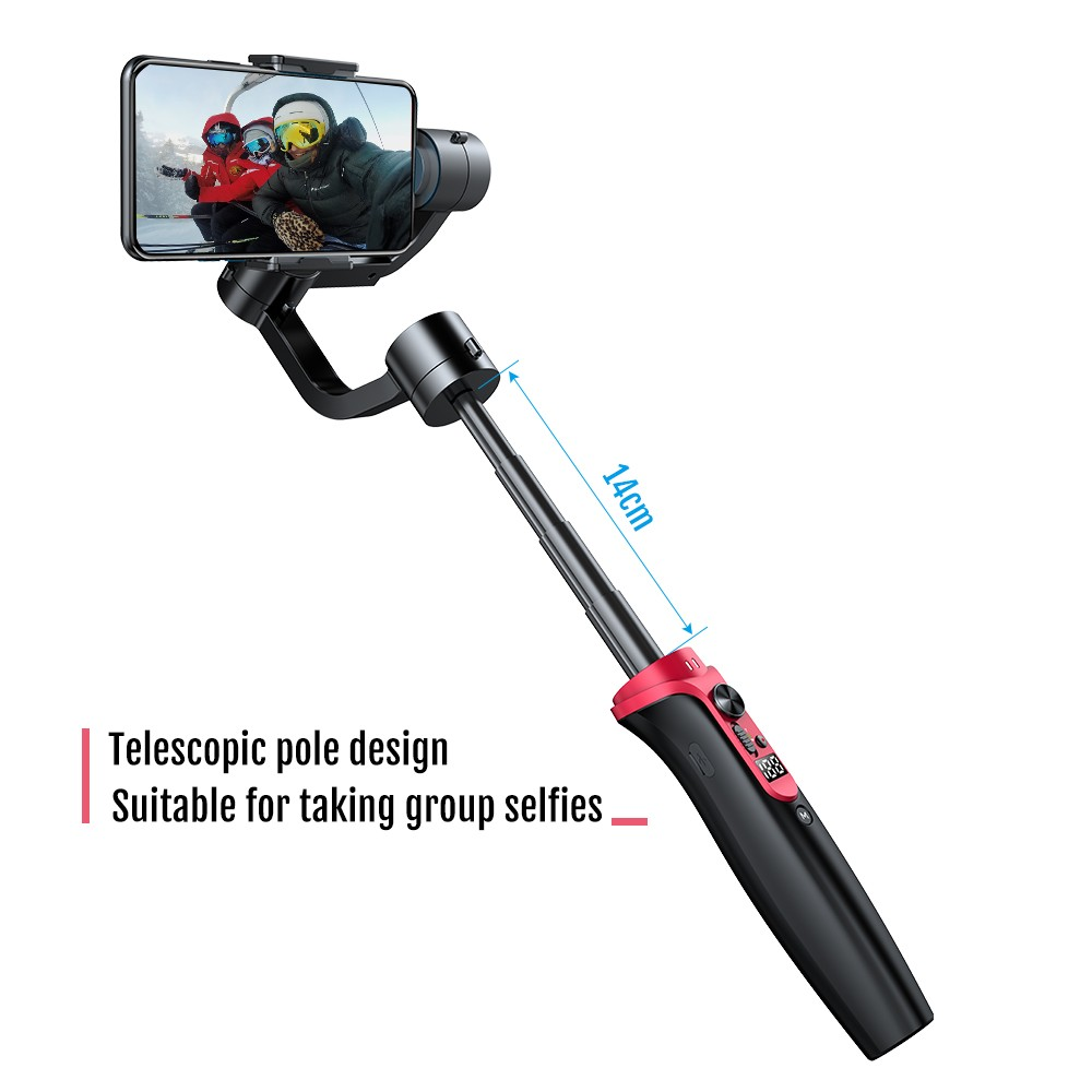 2413-OFF-Wewow-A-Lite-Extendable-3-Axis-Smartphone-Gimbal-Stabilizerfree-shipping247599(codeWEWG13)
