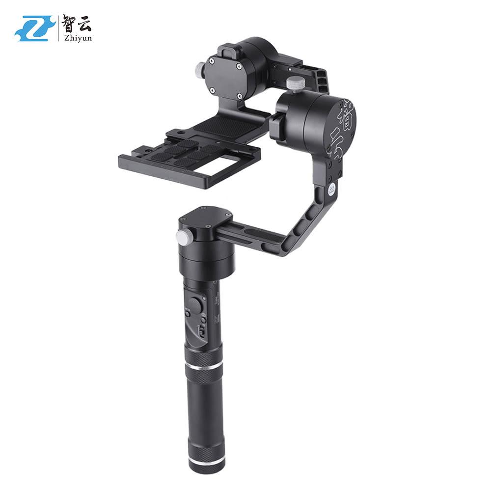 Best Zhiyun Crane Professional 3 Axis Stabilizer Handheld Sale 2 Servo Follow Focus Mechanical Gimbal